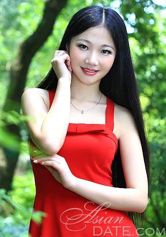 Gorgeous member profiles: Yanting from Guangxi, Asian member name